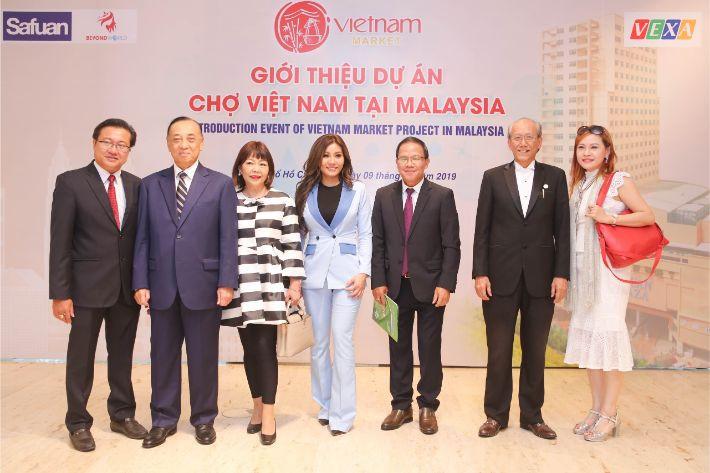 Dự án Chợ Việt Nam đầu tiên tại thủ đô Kuala Lumpur (Malaysia)