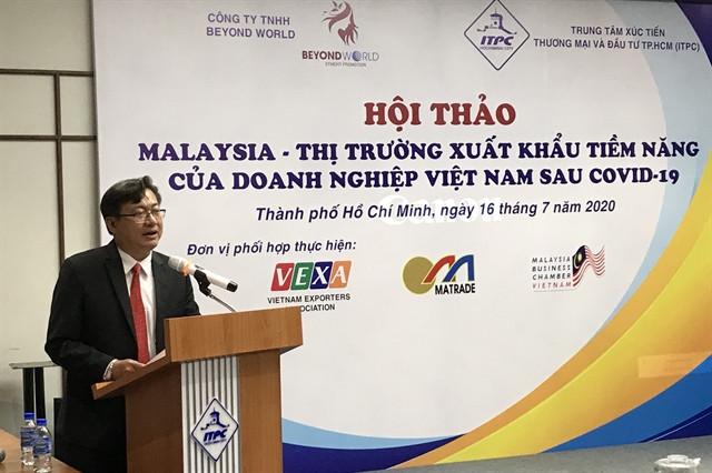 Seminar Talks Up Malaysia As Big Export Market For Viet Nam